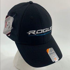 Callaway Rugue SnapBack hat golf black weather